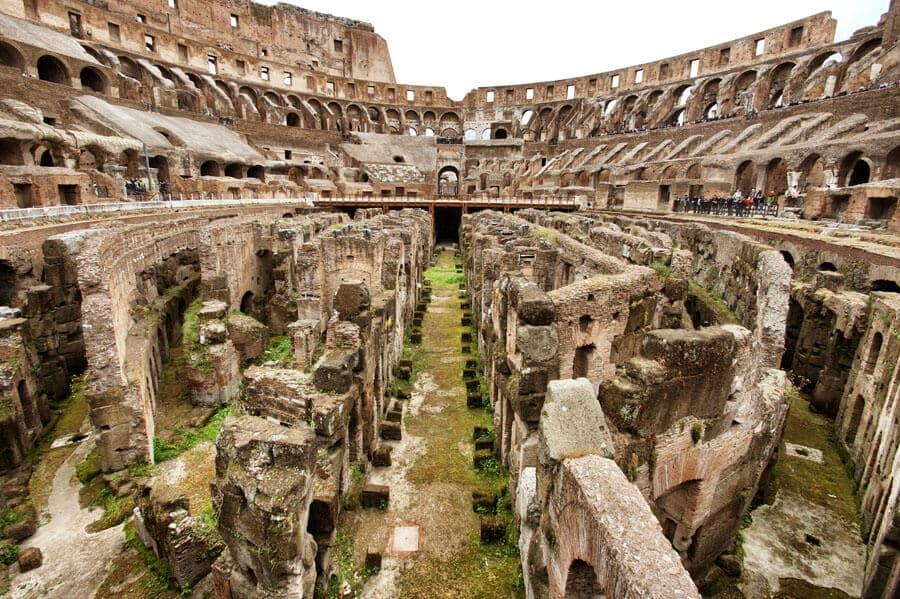 Sobre el tour por el Coliseo de Roma en Italia