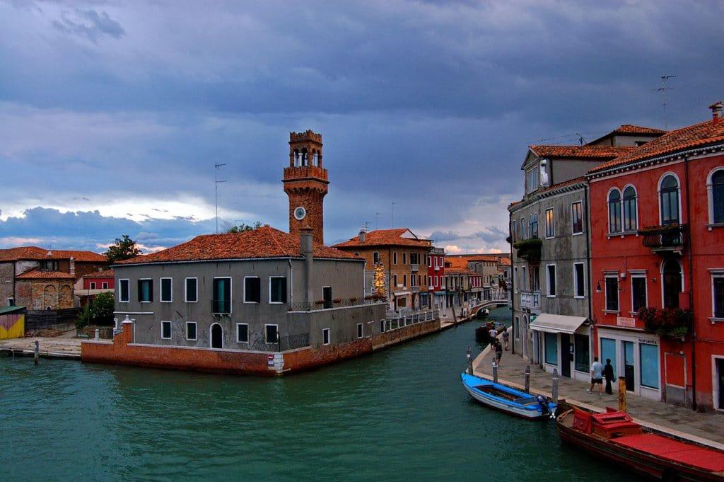 Que hacer en la Isla de Murano en Venecia