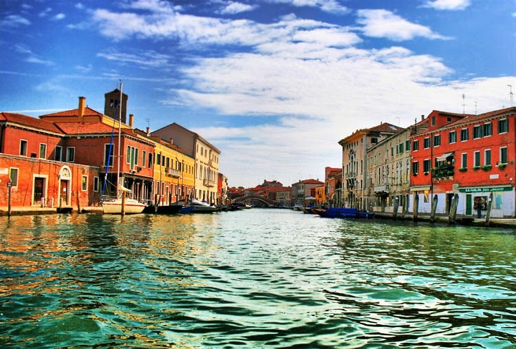 Visita la famosa Isla de Murano en Venecia