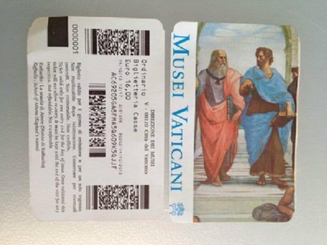 Museos del Vaticano en Roma