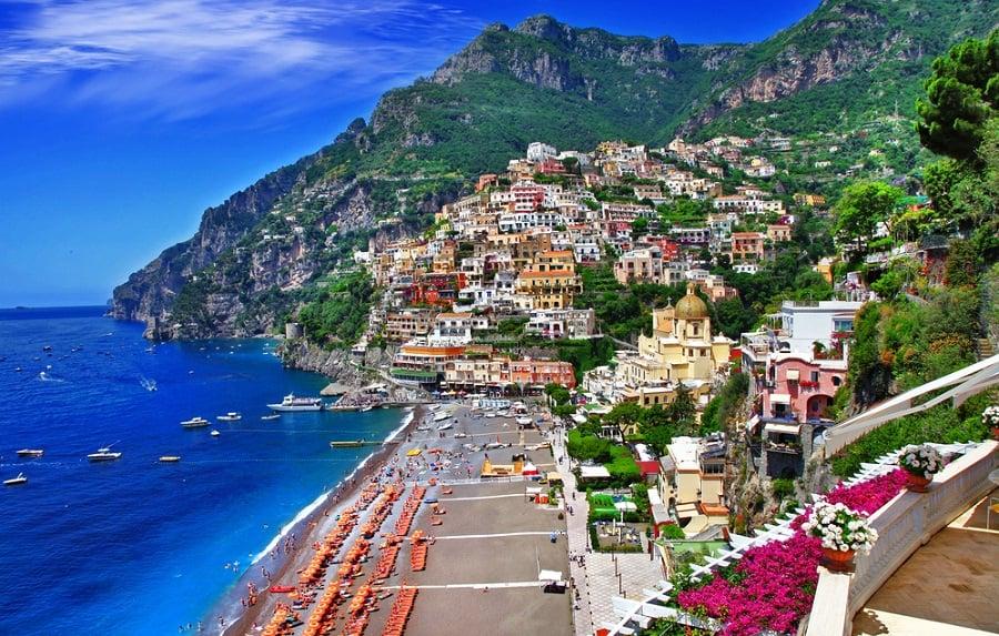 Itinerario por la Costa Amalfitana